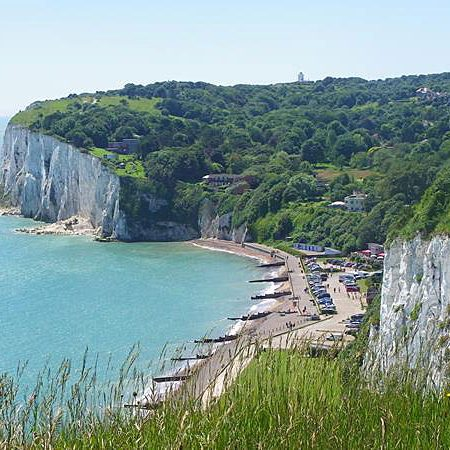 White Cliffs and Castles